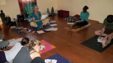 Yoga History Workshop