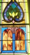 Saint Anne's Church Window