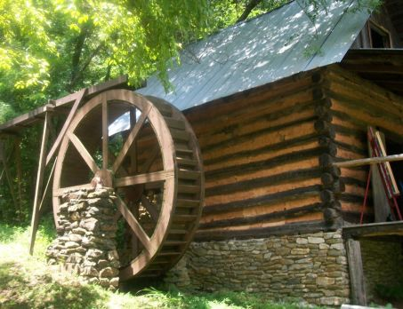 1800's Mill