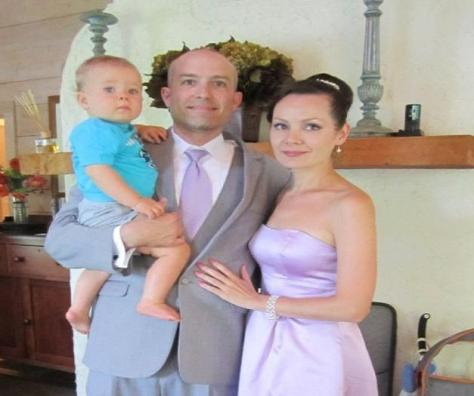 Nephew Dave and Family