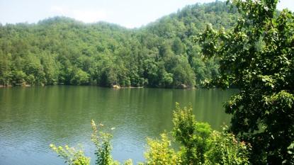 Tugalo Lake, GA