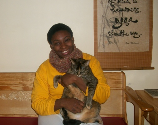 Mourette and SuSu the Cat