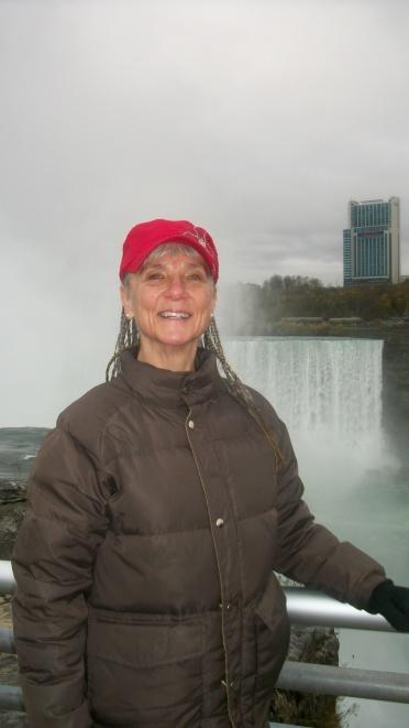 November at the Falls