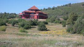 Temple at Tara Mandala