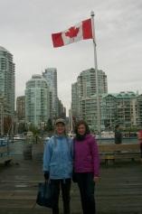 It's Vancouver