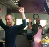 Rockin' Kitchen Crew