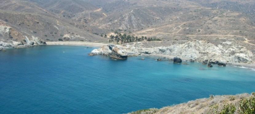 Catalina, so close yet so faraway