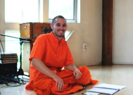 New Swami Paramaji