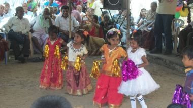 Kindergarten Dancers