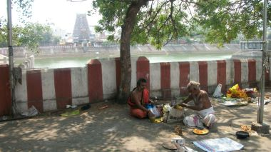 Mylapore Temple Priests