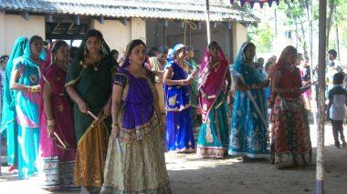 Sari Fashions