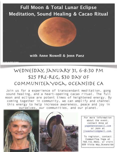 Eclipse Jan 31