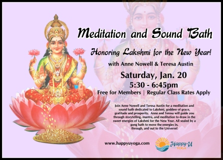 Meditation & Sound Bath
