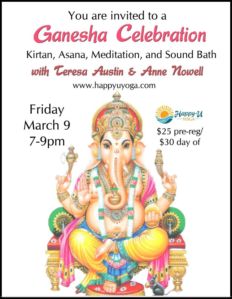 Ganesha Celebration
