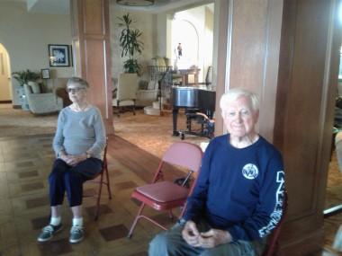 Chair Yoga Mates 2