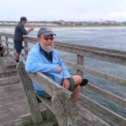 Bob on the Pier